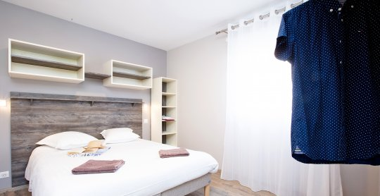 appartement chambre