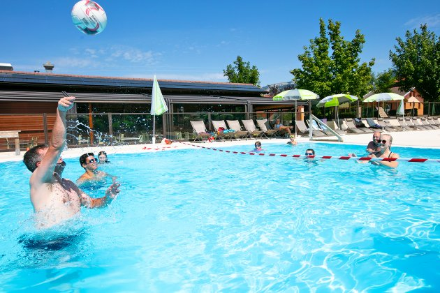 volley piscine